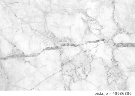 White marble pattern texture 48936886