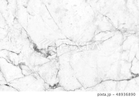 White marble pattern texture 48936890