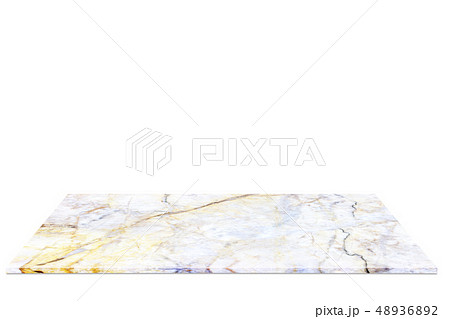White marble counter 48936892