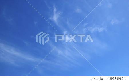 blue sky and clouds sky 48936904
