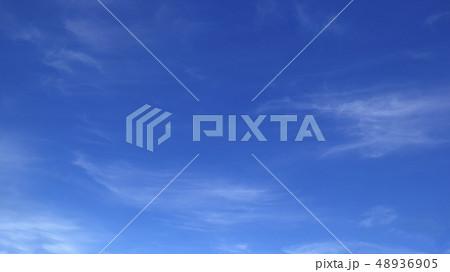 blue sky and clouds sky 48936905