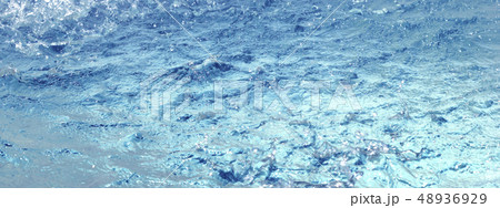blue and white pool water background 48936929