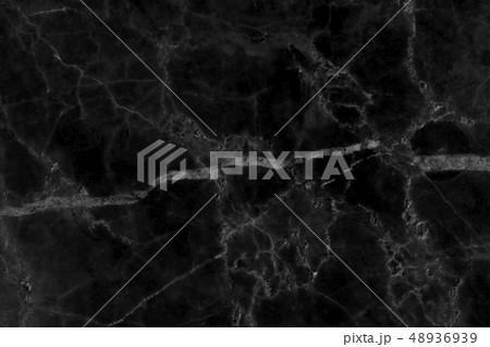 Black marble pattern texture 48936939