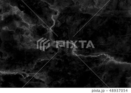 Black marble pattern texture 48937054