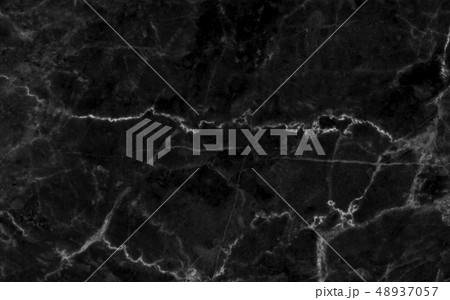 Black marble pattern texture 48937057