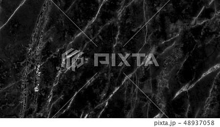 Black marble pattern texture 48937058