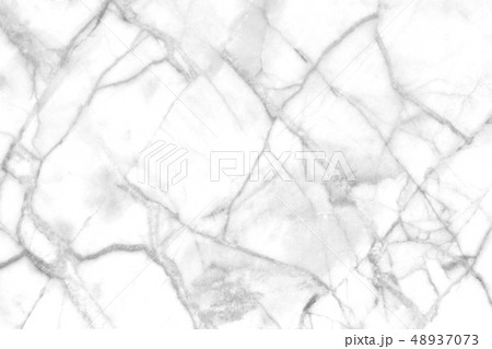 White marble pattern texture 48937073