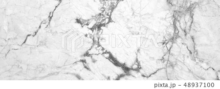 White marble pattern texture 48937100