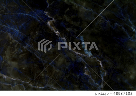 Black marble texture background 48937102