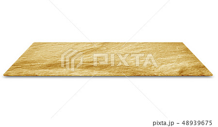 Stone slabs on a white background 48939675