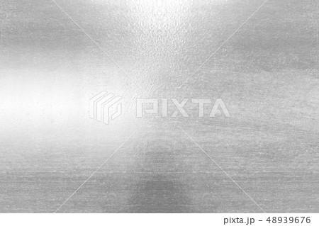 Shiny White metal Background 48939676