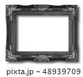 Old Antique Black frame 48939709