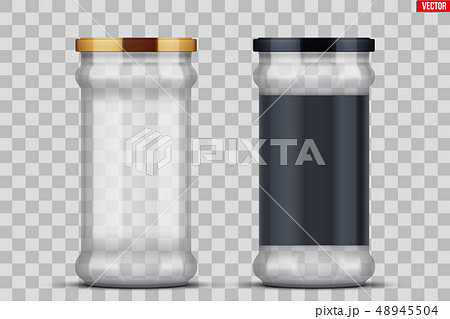 Transparent Glass Jars for canning and preserving. 48945504