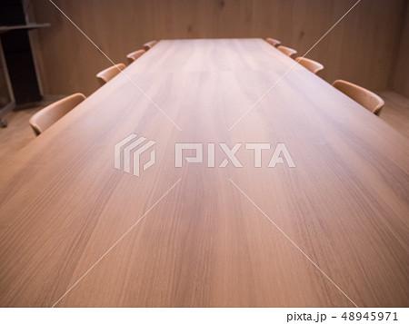 会議室 ミーティングテーブル 48945971