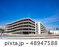 福岡空港 国内線駐車場 48947588