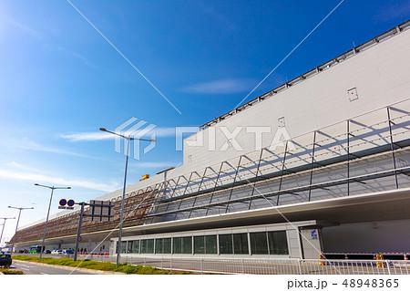 福岡空港 国内線旅客ターミナルビル 48948365
