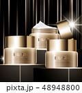 化粧 化粧品 広告のイラスト 48948800