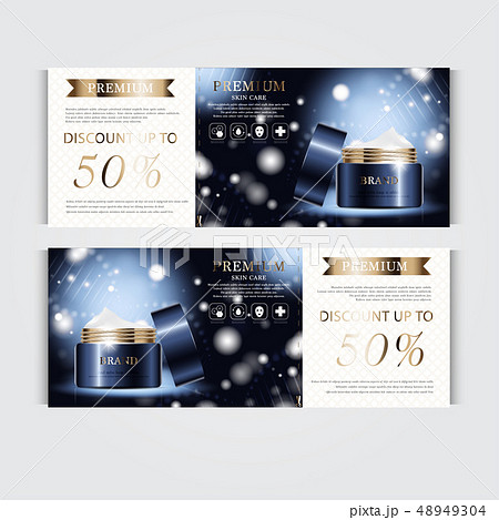 Gift voucher hydrating facial cream for annual. 48949304