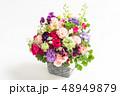 花束 パンジー 花の写真 48949879
