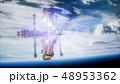 スペース 空間 宇宙のイラスト 48953362