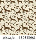 パターン 柄 模様のイラスト 48956998