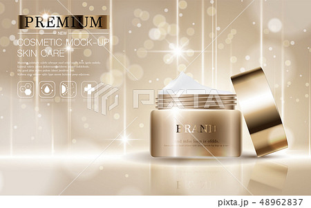 Hydrating facial cream for annual sale. 48962837