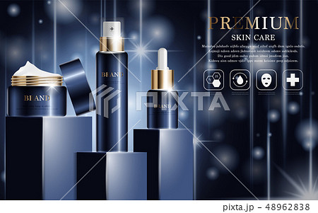 Hydrating facial cream for annual sale. 48962838