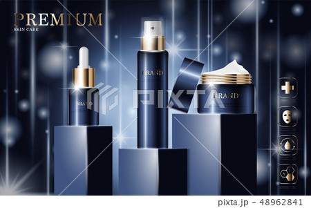 Hydrating facial cream for annual sale. 48962841