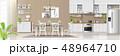 インテリア キッチン 厨房のイラスト 48964710