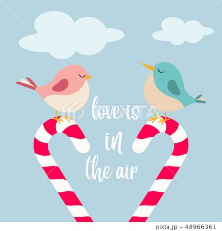little birds in love 48966361