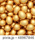 バックグラウンド 金 黄金のイラスト 48967846