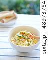ジャガイモ 料理 食事の写真 48973784