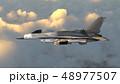 ジェット機 48977507