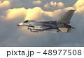 ジェット機 48977508