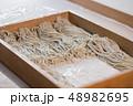 蕎麦 麺類 麺の写真 48982695