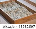 蕎麦 麺類 麺の写真 48982697