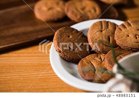手作りクッキー 48983151