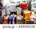 ヤンゴン市内 問屋街 48999436