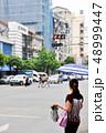 ヤンゴン市内 48999447
