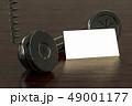 フォン 電話 受話器のイラスト 49001177