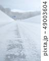 雪道 49003604