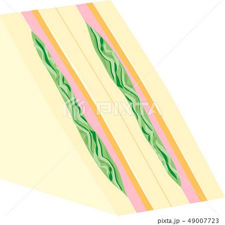 サンドイッチ 49007723
