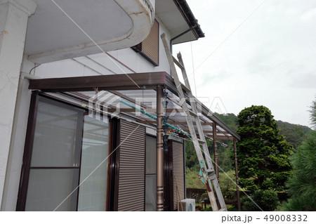 自然災害(天災・災害・台風) 49008332