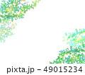 葉 水彩 新緑のイラスト 49015234