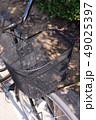 自転車のカゴ 49025397