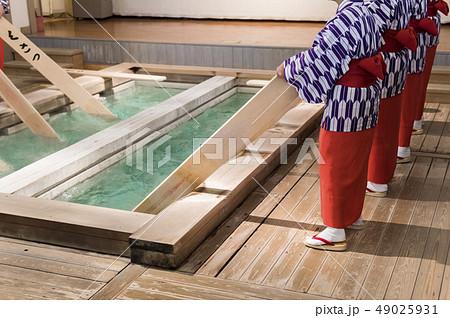【群馬県】草津温泉の湯もみショー。Go To トラベルキャンペーン!! 49025931