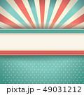 バックグラウンド ぼける レトロのイラスト 49031212