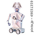 Babysitting robot for babies and kids 49031359