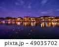 世界遺産ホイアンの夜景 49035702