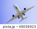 飛行機 空 日本の写真 49036923